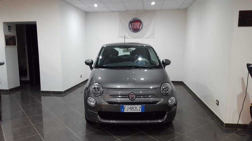 Fiat 500 1.2 benzina pop