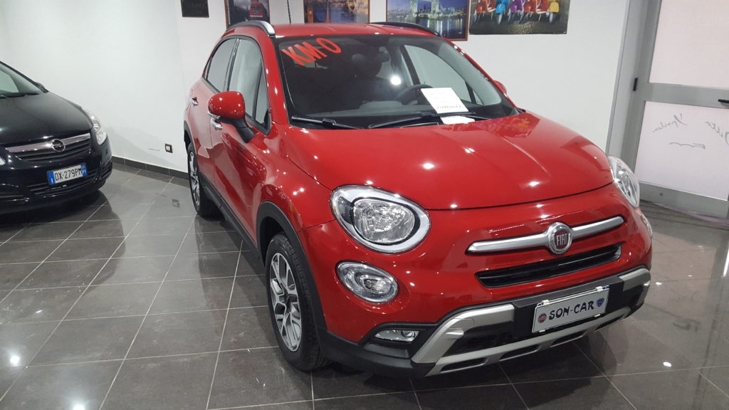 FIAT 500 X 1.3 MULTIJET 95 CV CROSS KM0
