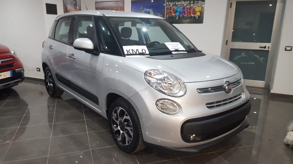 FIAT 500 L 1.3 MULTIJET 95CV POP STAR KM 0