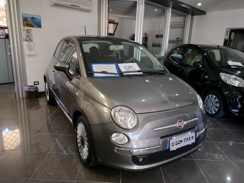 FIAT 500 1.2 LOUNGE EASYPOWER (GPL DI SERIE)