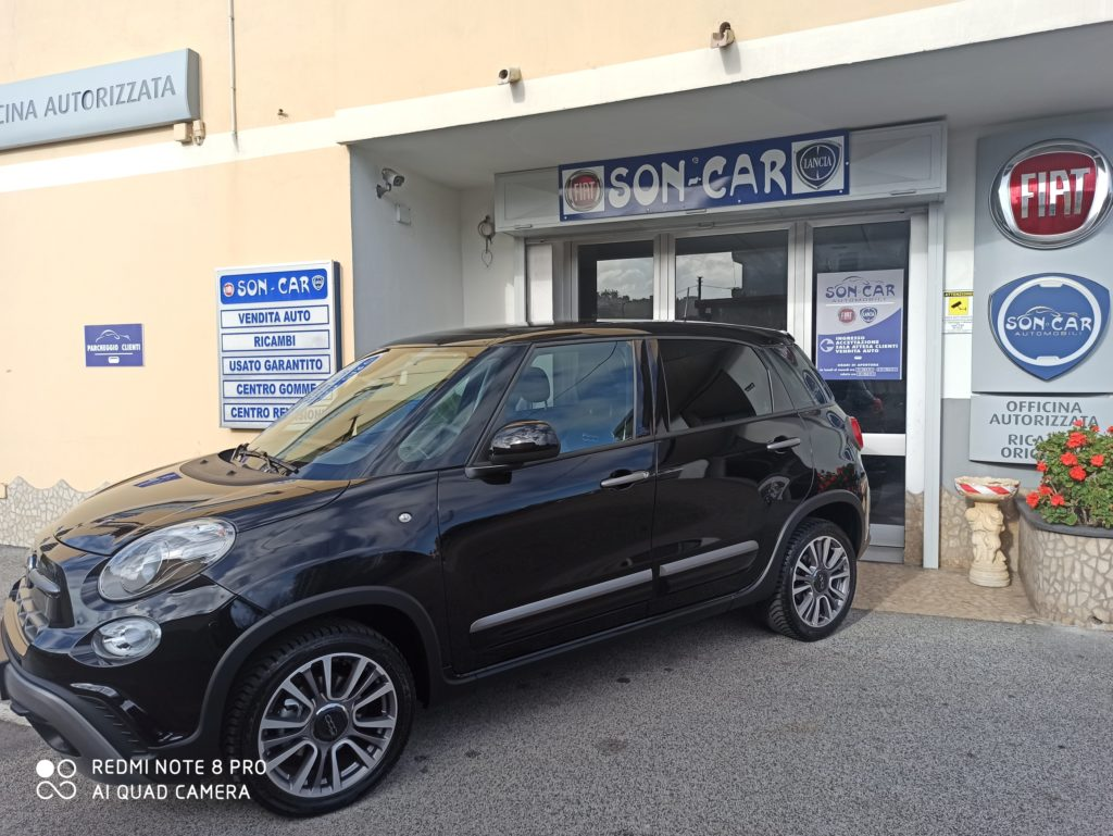 FIAT 500L CROSS 1.3 MULTIJET 95 CV +TETTO PANORAMICO