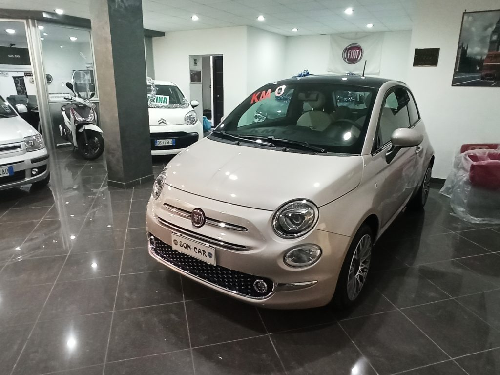 Fiat 500 1.2 benzina Star KM0